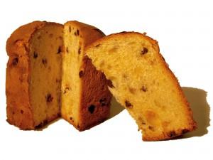 Panettone o pan dulce